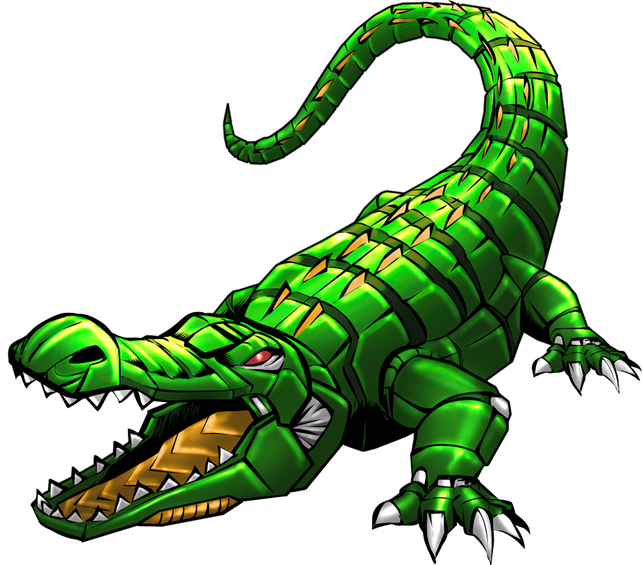 groc alligator